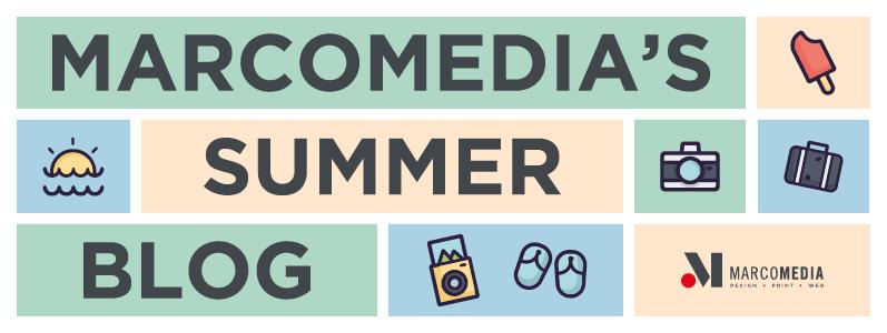 Marcomedia's Summer Marketing blog