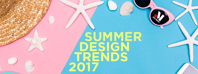 Marcomedia's Summer Design Trends