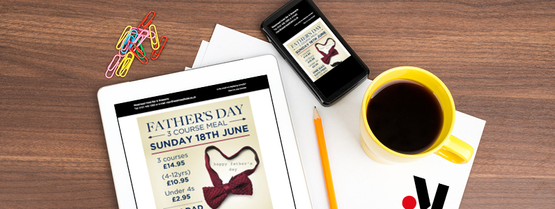 Quirky Father's Day marketing to inspire you