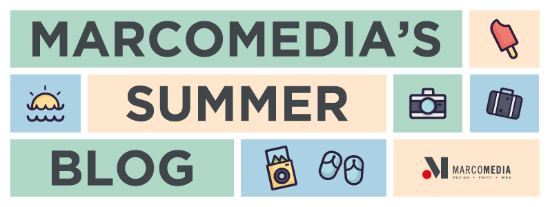 Marcomedia's Summer Marketing blog