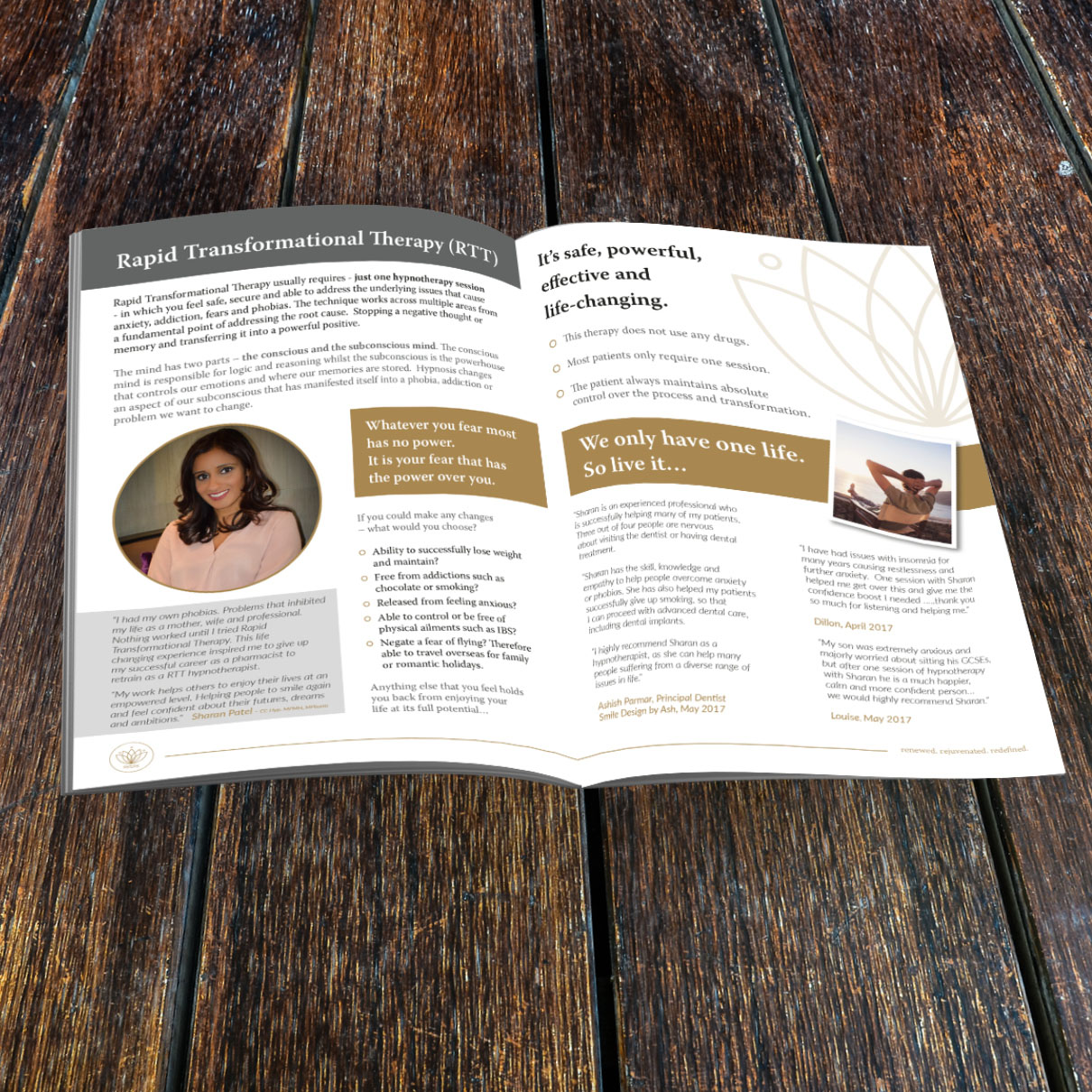 New Me Brochure 1