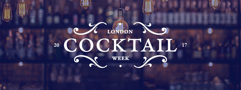 Branding for bars: London Cocktail Week special