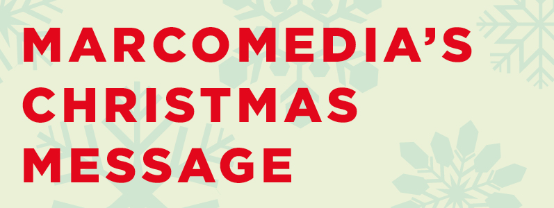 Marcomedia's Christmas Message