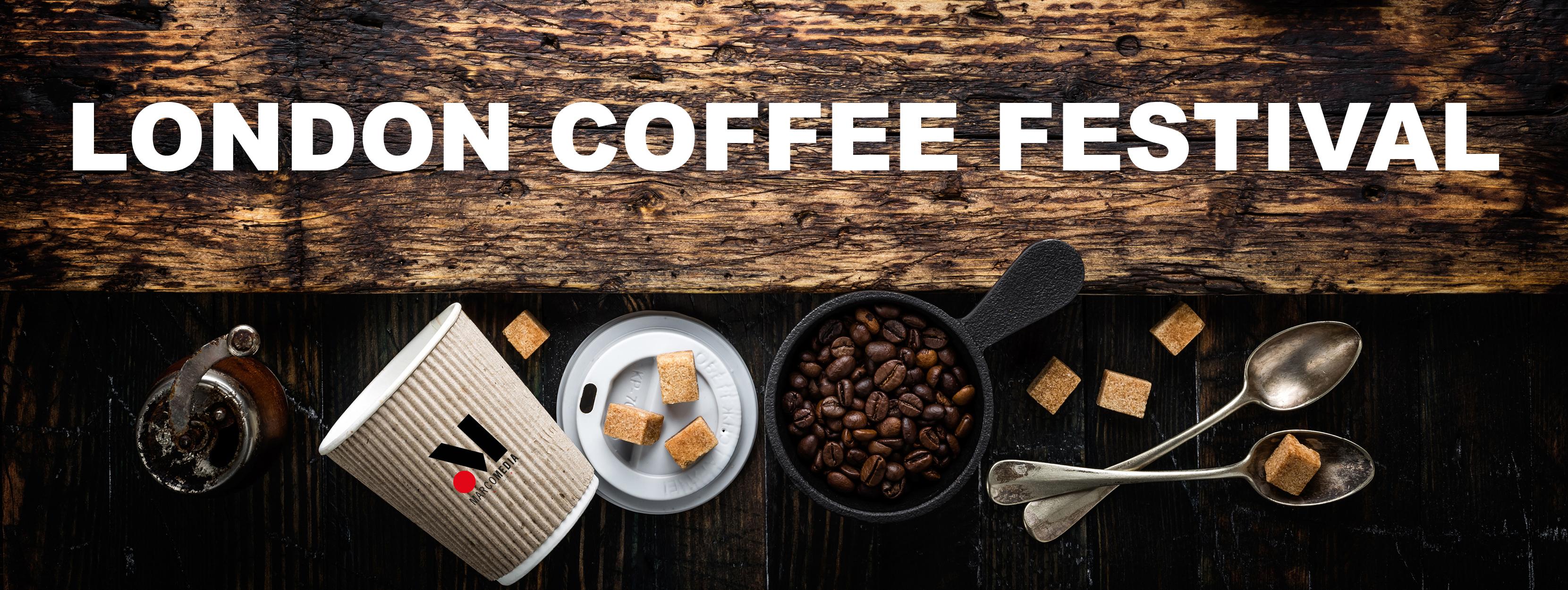 Inspiration: London Coffee Festival