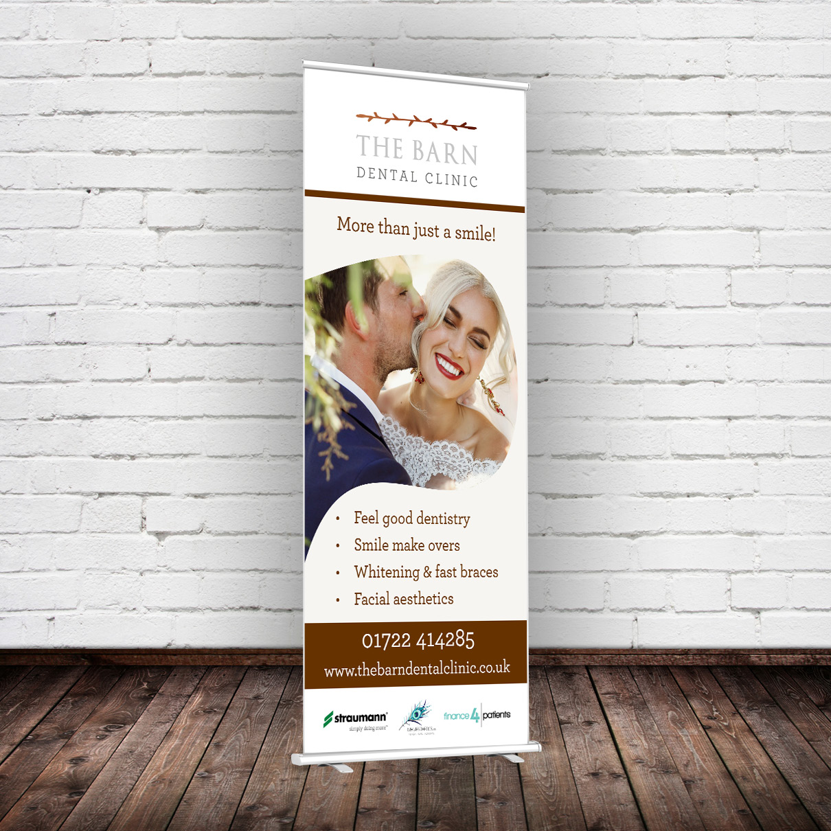 Barn Dental Banner