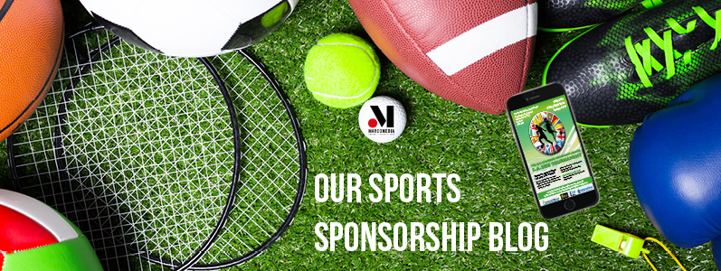 Pitch, please. Our Sports Sponsorship blog