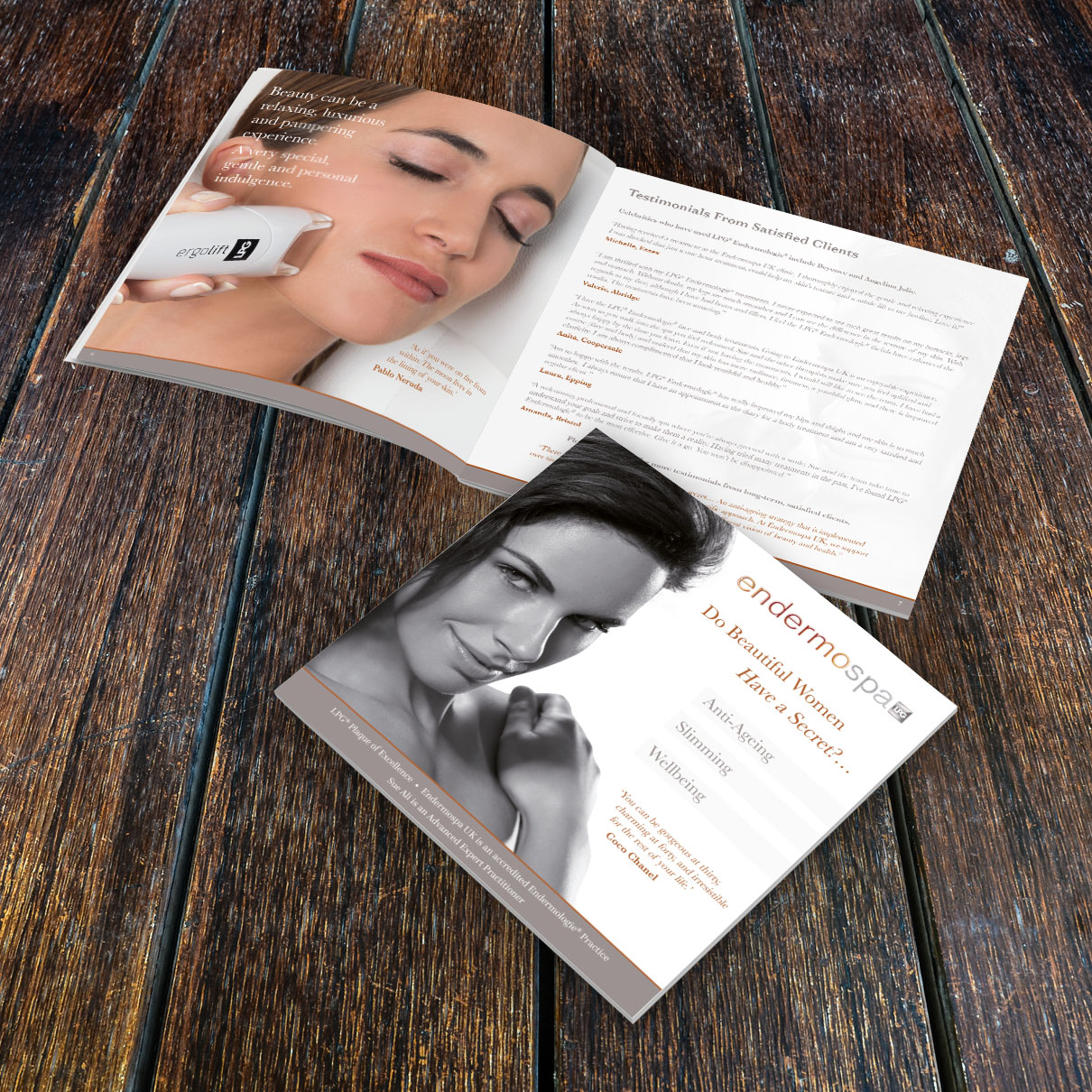 Endermospa Brochure