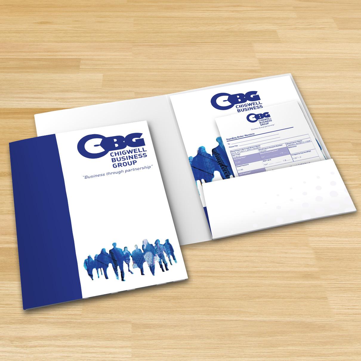 CBG Folder