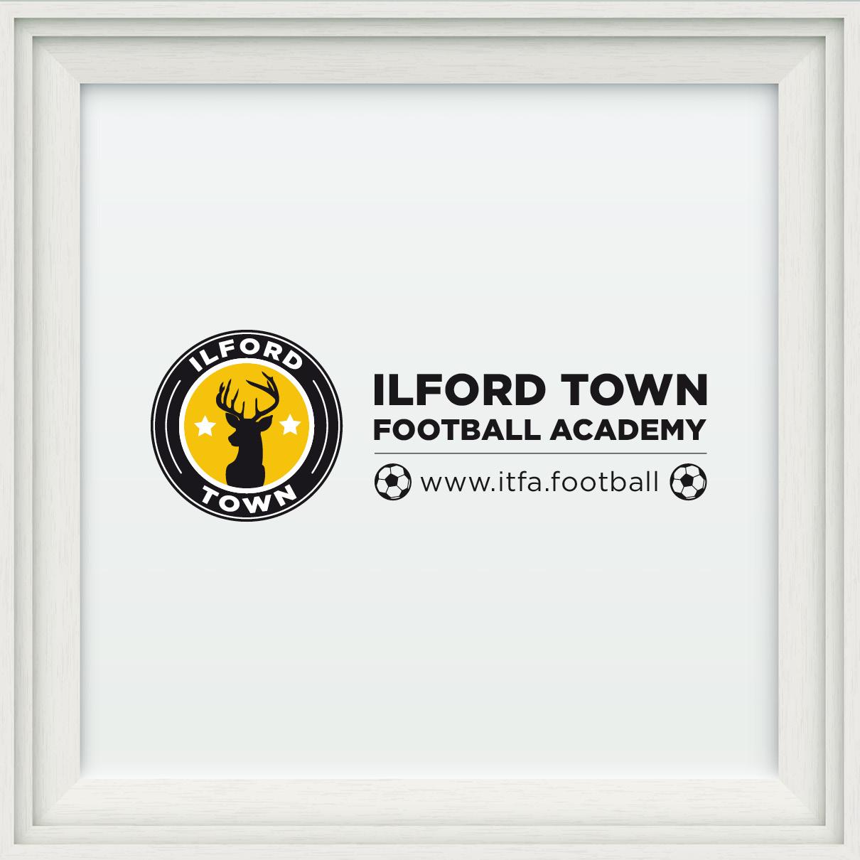 Ilford Town Logo 2