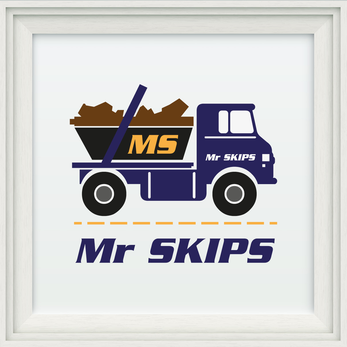Mr Skips Logo