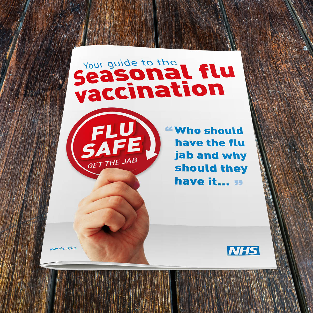 NHS Flu Brochure