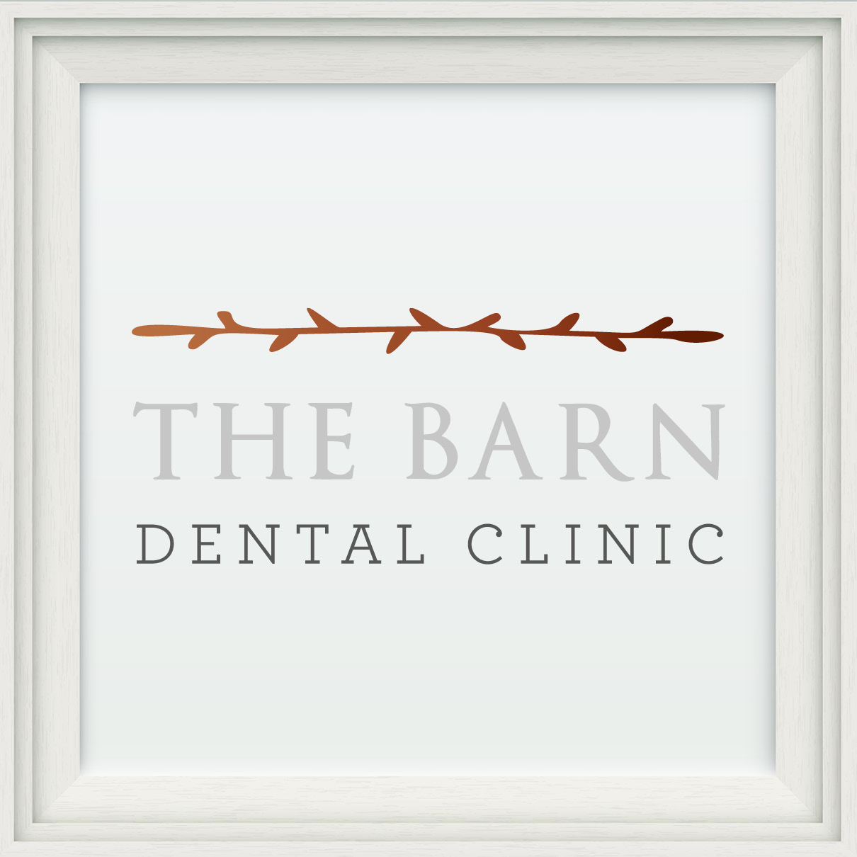 The Barn Dental Clinic Logo