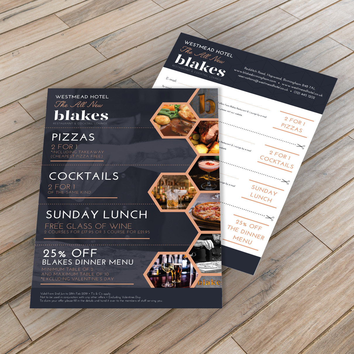 Blakes Offers Flyer