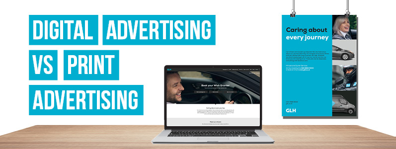 Digital Advertising vs Print Advertising: Which is right for you?