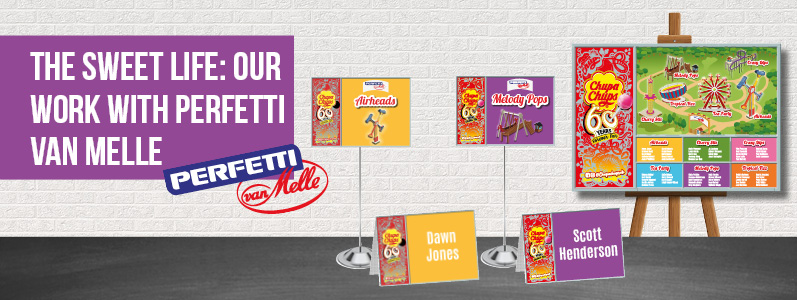 The sweet life: Our work with Perfetti Van Melle