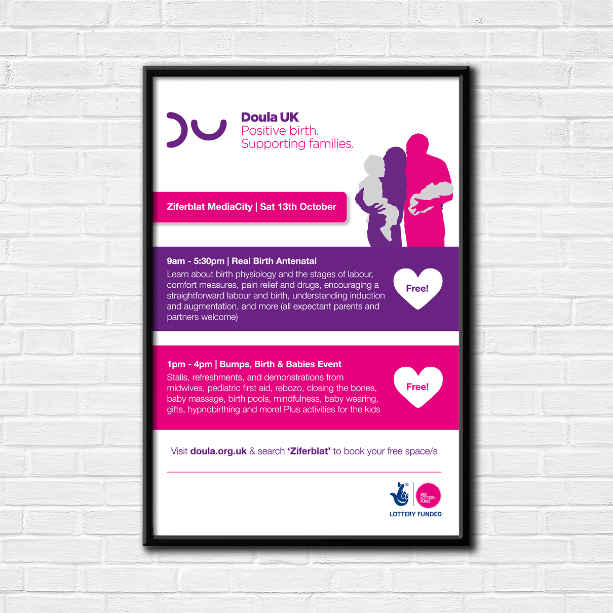 Doula Poster