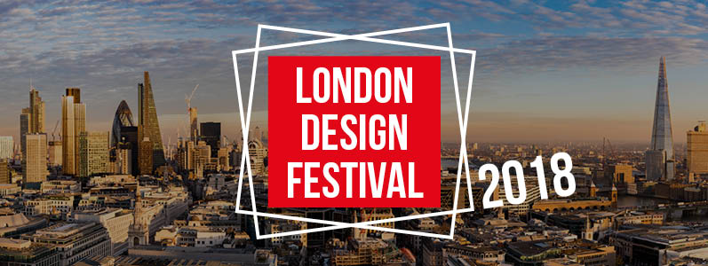 Design inspiration: London Design Festival 2018