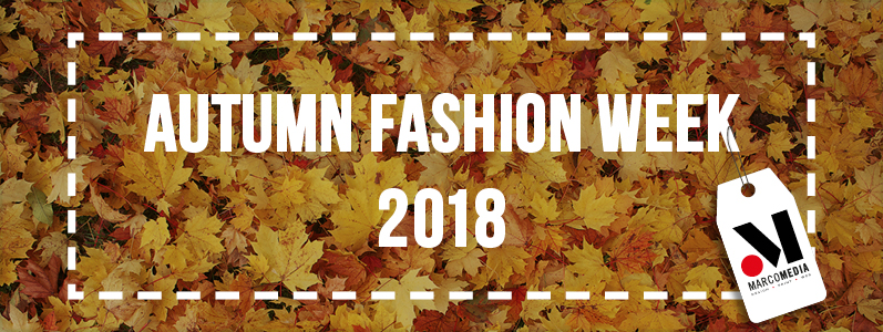 Design inspiration: Autumn Fashion Week 2018