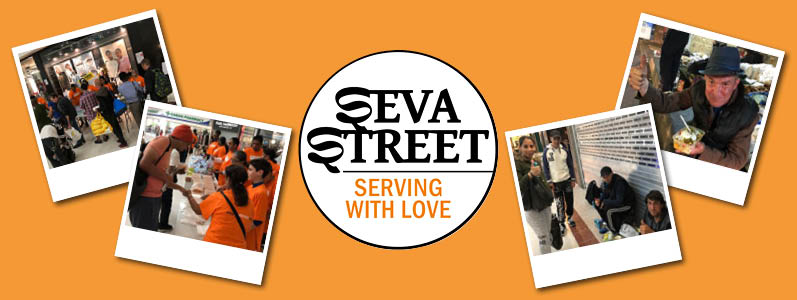 We're proud to be supporting SEVA Street this winter – and you can too!