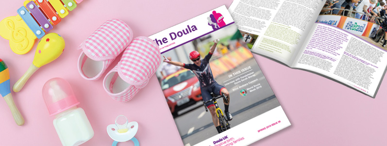 Case study: The Doula magazine