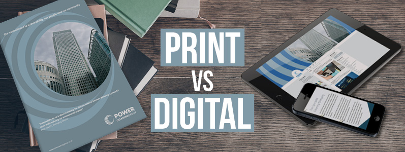 The ageless appeal of print?