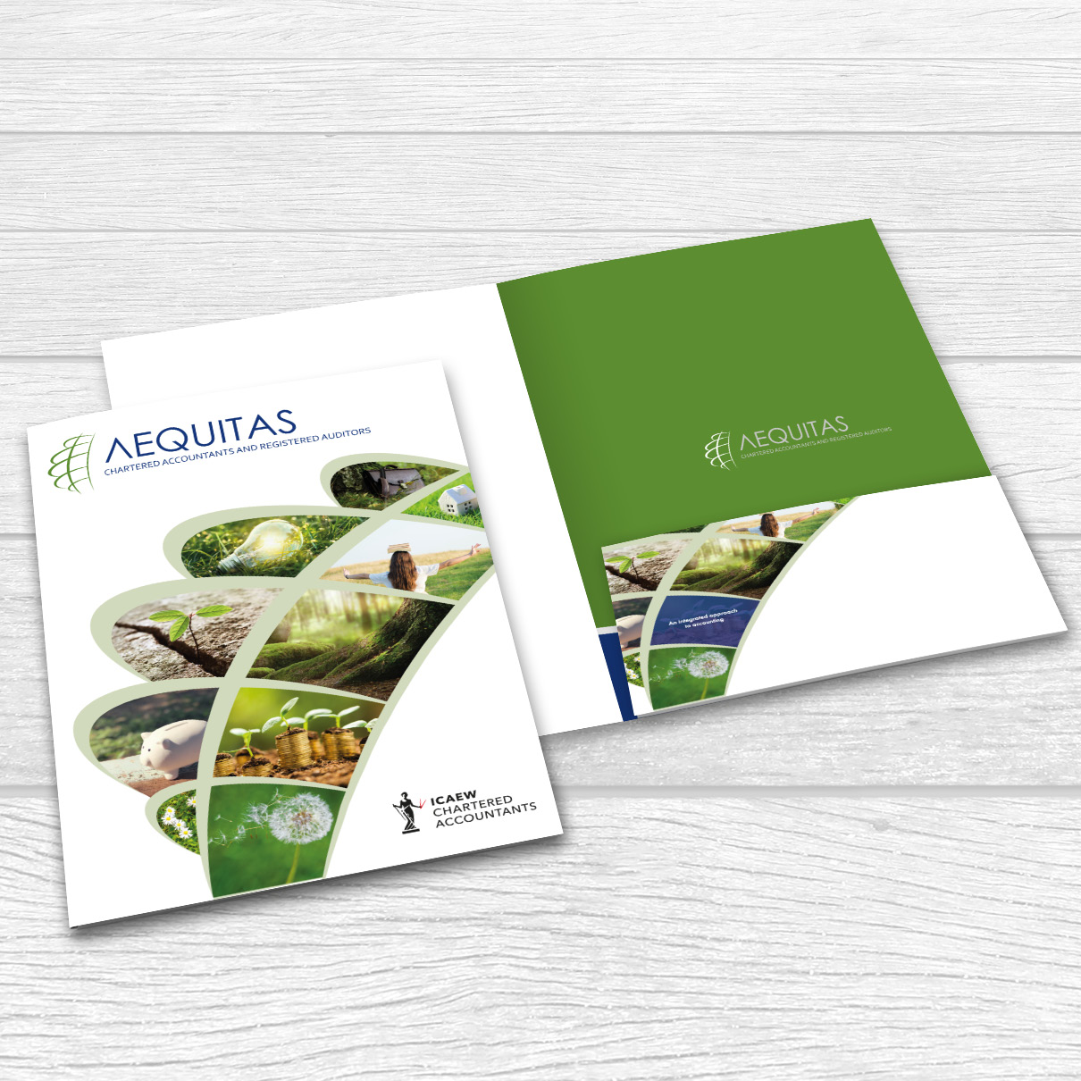Aequitas-Folder