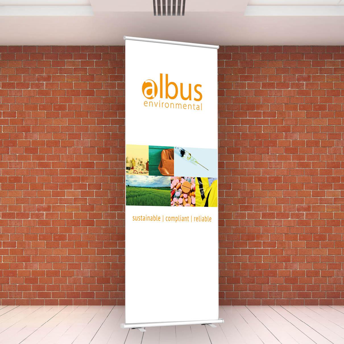 Albus-Banner