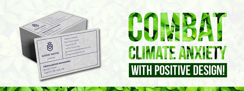 Combat climate anxiety – with positive design!