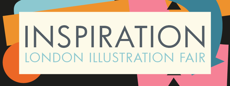Inspiration: London Illustration Fair