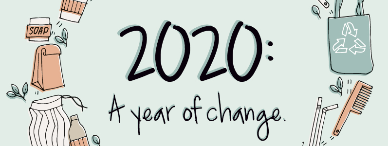 2020: A year of change. What will you do differently?