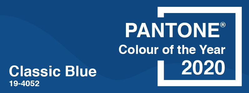 Classic blue: Pantone's colour of the year 2020