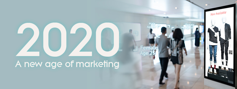 2020: A new age of marketing