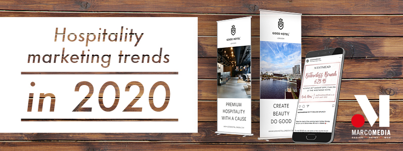 Hospitality marketing trends in 2020