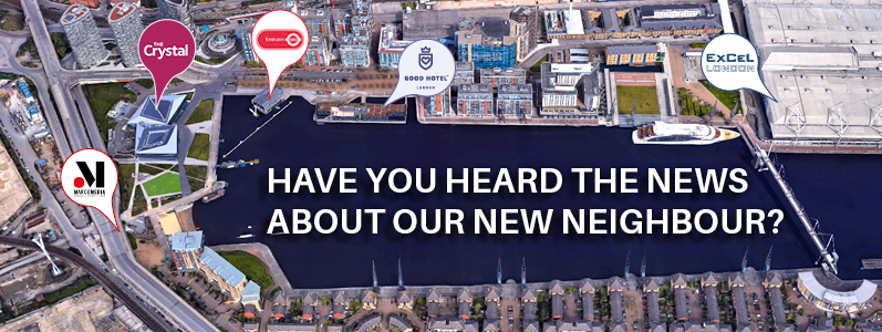 Have you heard the news about our new neighbour?