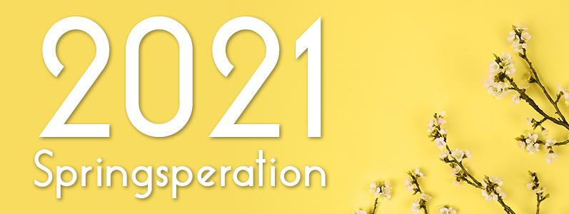 Our Springsperation 2021 blog