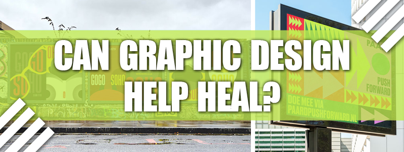 Can graphic design help us to heal?