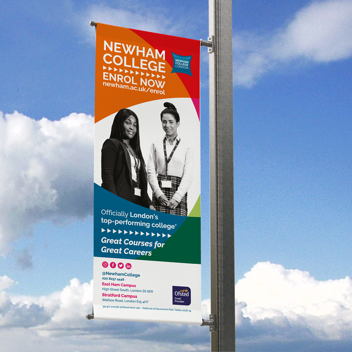 NCL-Summer-Campaign-Lamp-Banner